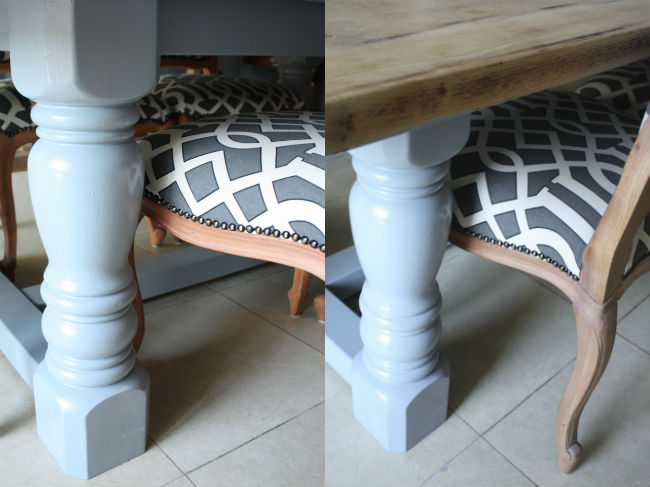 BLOG TABLE DIY LEGS
