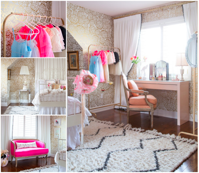 CHRISTINE DOVER GIRLS ROOM
