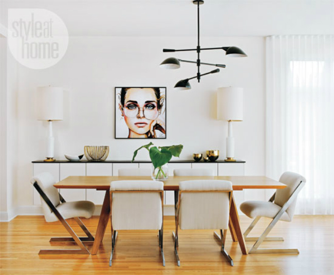 DINING ROOM SARA BLAKELY
