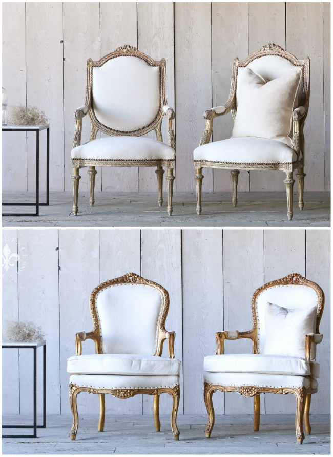 BROOKEEVA.COM ELOQUENCE ARM CHAIRS