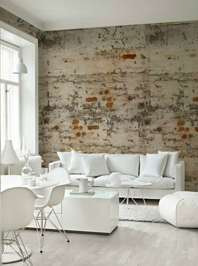 Exposed Brick On The Rise Brooke Eva
