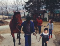 HORSES KIDS feature