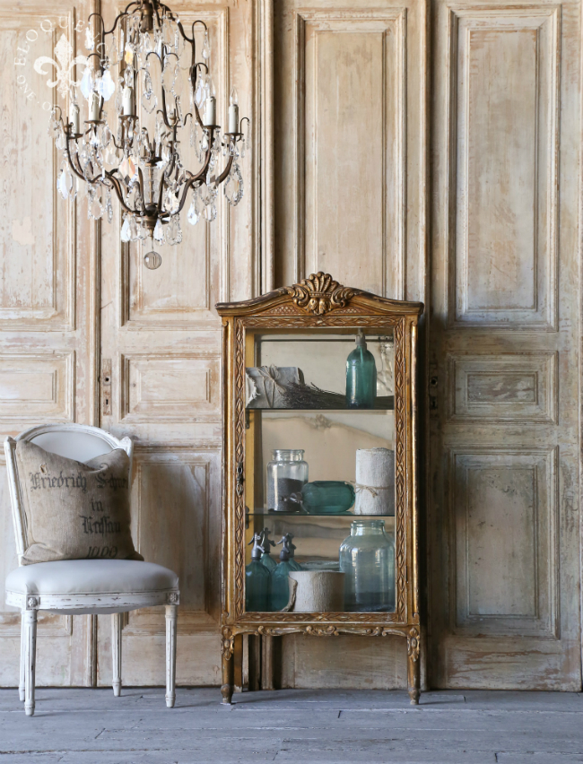 French and Gustavian Design Style #eloquence